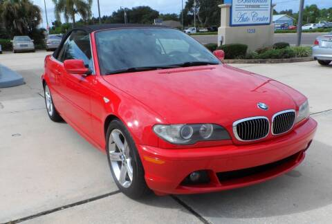 2006 BMW 3 Series for sale at Bavarian Auto Center in Rockledge FL