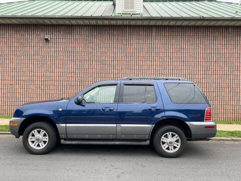 2005 Mercury Mountaineer for sale at G1 AUTO SALES II in Elizabeth NJ
