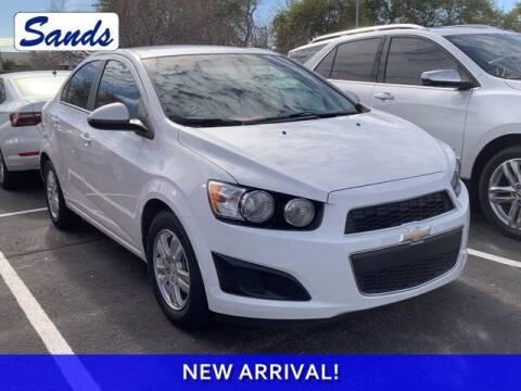 2013 Chevrolet Sonic for sale at Sands Chevrolet in Surprise AZ