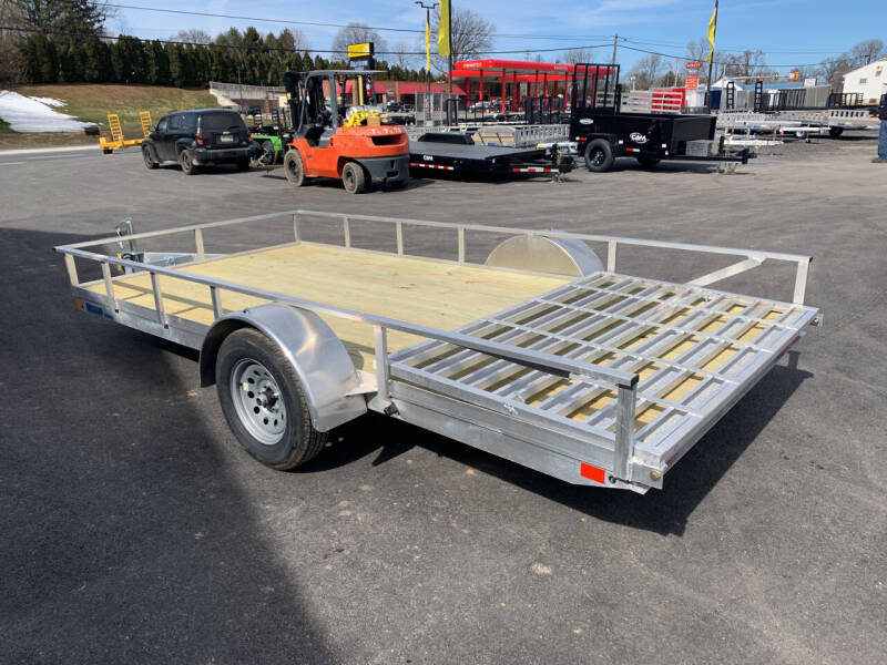 "2021 Mission  6'8""x14  for sale at Smart Choice 61 Trailers in Shoemakersville PA"
