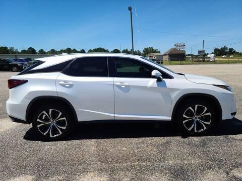 2018 Lexus RX 350 for sale at C & H AUTO SALES WITH RICARDO ZAMORA in Daleville AL