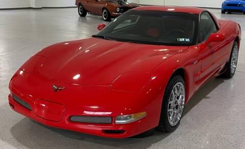 2004 Chevrolet Corvette for sale at Hamilton Automotive in North Huntingdon PA