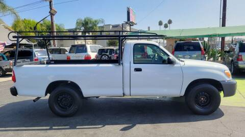 2005 Toyota Tundra for sale at Pauls Auto in Whittier CA