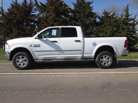 2016 RAM Ram Pickup 2500 for sale at Joe's Motor Company in Hazard NE