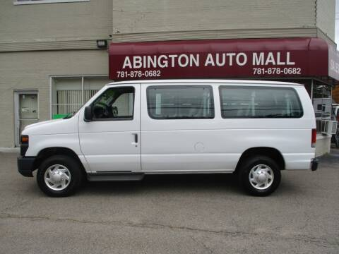 2013 Ford E-Series Wagon for sale at Abington Auto Mall LLC in Abington MA