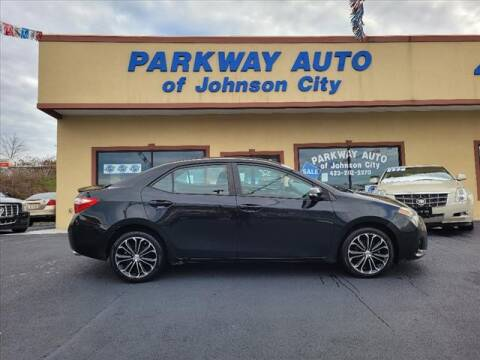 2015 Toyota Corolla for sale at PARKWAY AUTO SALES OF BRISTOL - PARKWAY AUTO JOHNSON CITY in Johnson City TN