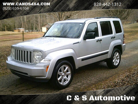 2010 Jeep Liberty for sale at C & S Automotive in Nebo NC
