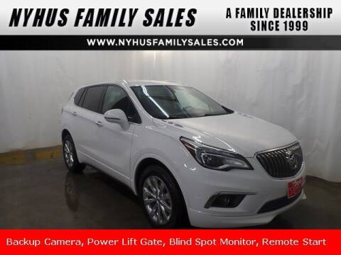 2018 Buick Envision for sale at Nyhus Family Sales in Perham MN