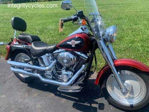 2006 Harley-Davidson FATBOY for sale at INTEGRITY CYCLES LLC in Columbus OH