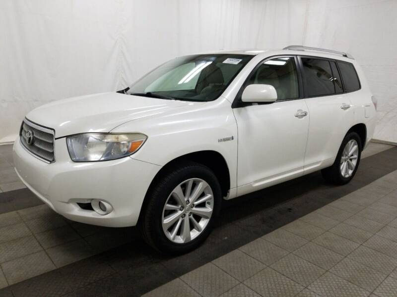 2009 Toyota Highlander Hybrid for sale at Global Auto Finance & Lease INC in Maywood IL