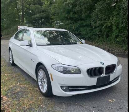 2013 BMW 5 Series for sale at SEIZED LUXURY VEHICLES LLC in Sterling VA