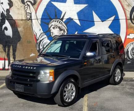 2005 Land Rover LR3 for sale at G T Auto Group in Goodlettsville TN