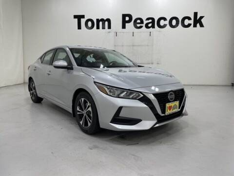 2021 Nissan Sentra for sale at Tom Peacock Nissan (i45used.com) in Houston TX