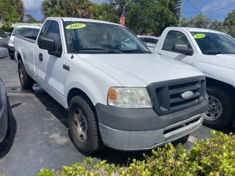 2006 Ford F-150 for sale at Mike Auto Sales in West Palm Beach FL