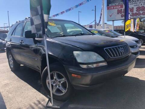 2001 Lexus RX 300 for sale at Silver Star Auto in San Bernardino CA