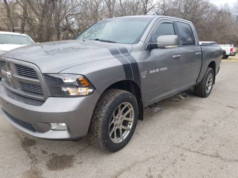 2011 RAM Ram Pickup 1500 for sale at Empire Auto Remarketing in Shawnee OK