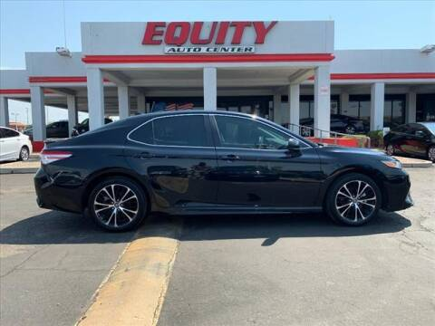 2020 Toyota Camry for sale at EQUITY AUTO CENTER in Phoenix AZ