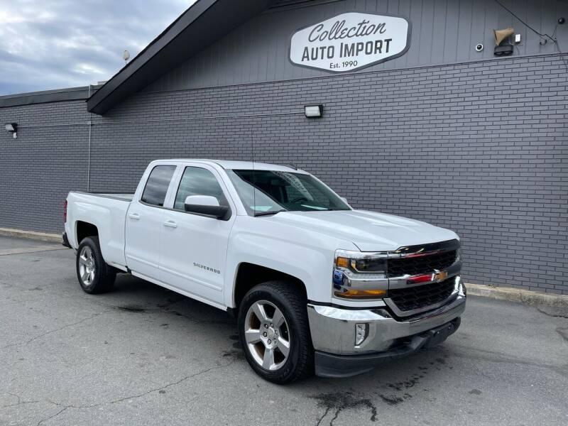 2018 Chevrolet Silverado 1500 for sale at Collection Auto Import in Charlotte NC
