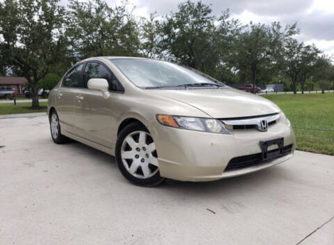 2007 Honda Civic for sale at R&B in Houston TX