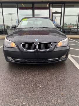 2008 BMW 5 Series for sale at East Carolina Auto Exchange in Greenville NC