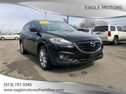 2013 Mazda CX-9 for sale at Eagle Motors in Hamilton OH