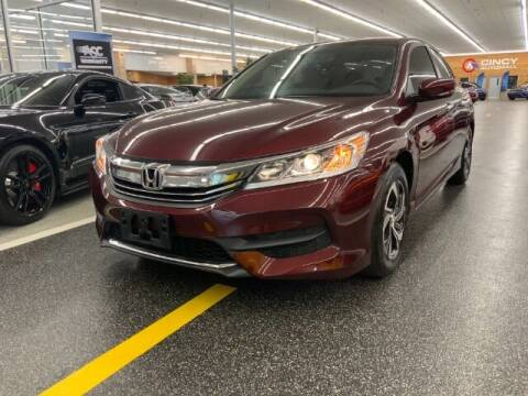 2016 Honda Accord for sale at Dixie Imports in Fairfield OH