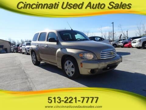 2007 Chevrolet HHR for sale at Cincinnati Used Auto Sales in Cincinnati OH