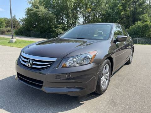 2011 Honda Accord for sale at Ace Auto in Jordan MN