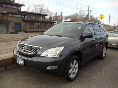 2007 Lexus RX 350 for sale at Metro Motor Sales in Minneapolis MN
