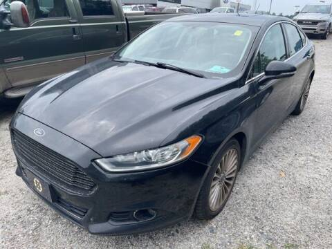 2014 Ford Fusion for sale at BILLY HOWELL FORD LINCOLN in Cumming GA