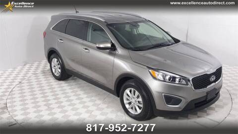 2016 Kia Sorento for sale at Excellence Auto Direct in Euless TX