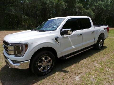 2021 Ford F-150 for sale at TIMBERLAND FORD in Perry FL