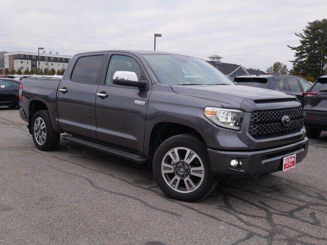 2020 Toyota Tundra for sale in Dover, NH