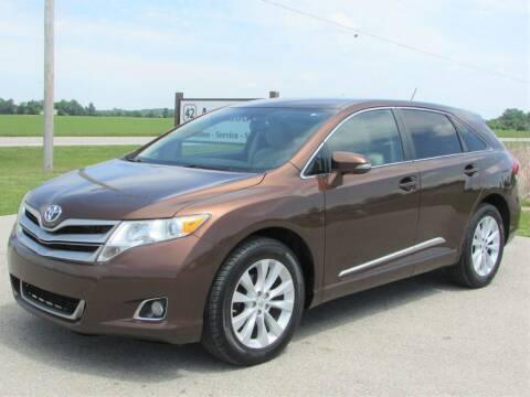 2013 Toyota Venza for sale at 42 Automotive in Delaware OH