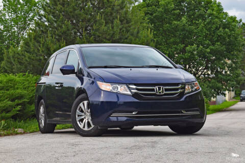 2016 Honda Odyssey for sale at Rosedale Auto Sales Incorporated in Kansas City KS