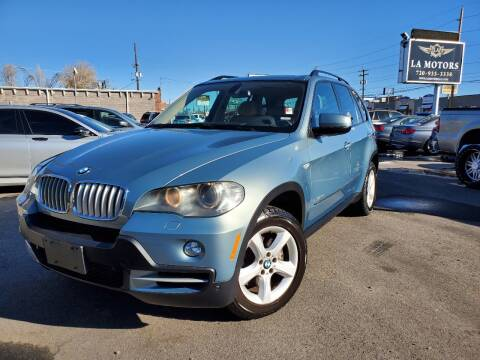 2010 BMW X5 for sale at LA Motors LLC in Denver CO