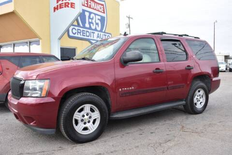 2007 Chevrolet Tahoe for sale at Buy Here Pay Here Lawton.com in Lawton OK