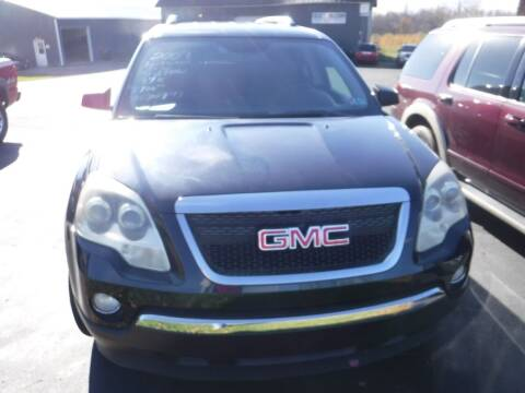 2009 GMC Acadia for sale at Vicki Brouwer Autos Inc. in North Rose NY