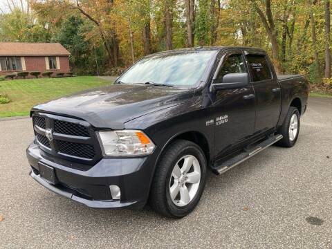 2015 RAM Ram Pickup 1500 for sale at Lou Rivers Used Cars in Palmer MA