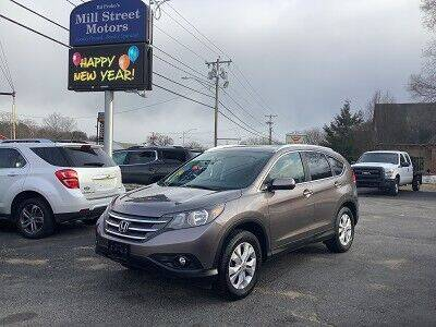 2013 Honda CR-V for sale at Mill Street Motors in Worcester MA