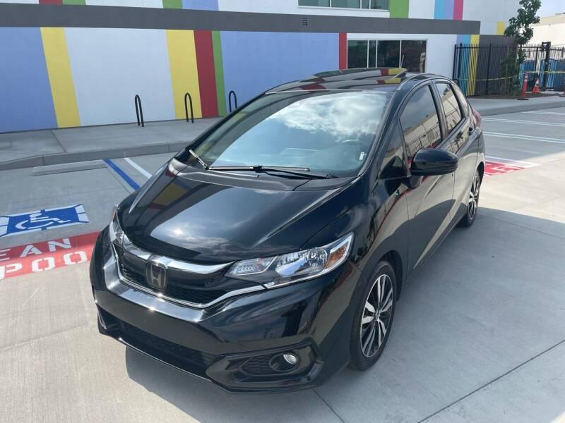 2018 Honda Fit for sale at AS LOW PRICE INC. in Van Nuys CA