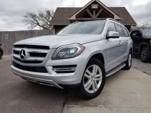 2013 Mercedes-Benz GL-Class for sale at Farha Used Cars in Wichita KS