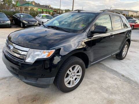 2010 Ford Edge for sale at Palmer Automobile Sales in Decatur GA