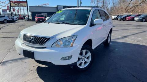 2008 Lexus RX 350 for sale at ROUTE 6 AUTOMAX in Markham IL