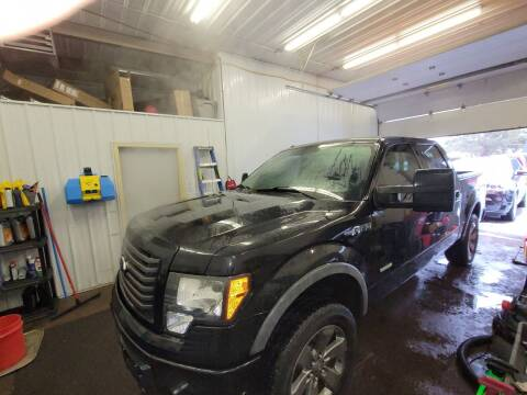 2012 Ford F-150 for sale at WB Auto Sales LLC in Barnum MN