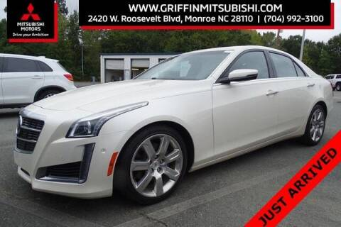 2014 Cadillac CTS for sale at Griffin Mitsubishi in Monroe NC