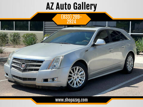 2010 Cadillac CTS for sale at AZ Auto Gallery in Mesa AZ