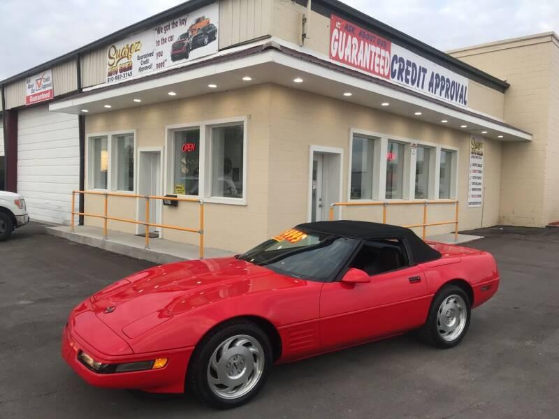 1994 Chevrolet Corvette for sale at Suarez Auto Sales in Port Huron MI