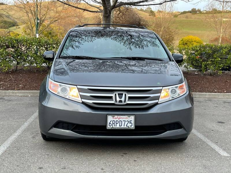 2011 Honda Odyssey for sale at CARFORNIA SOLUTIONS in Hayward CA