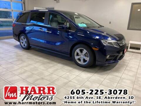 2020 Honda Odyssey for sale at Harr's Redfield Ford in Redfield SD